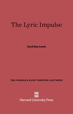 Cover: The Lyric Impulse