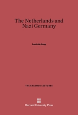 Cover: The Netherlands and Nazi Germany in E-DITION