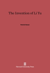 Cover: The Invention of Li Yu in E-DITION