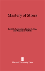 Cover: Mastery of Stress