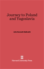 Cover: Journey to Poland and Yugoslavia in E-DITION