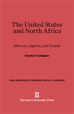 Cover: The United States and North Africa: Morocco, Algeria, and Tunisia