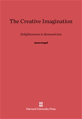 Cover: The Creative Imagination in E-DITION