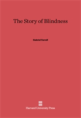 Cover: The Story of Blindness