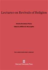 Cover: Lectures on Revivals of Religion