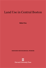 Cover: Land Use in Central Boston