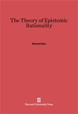 Cover: The Theory of Epistemic Rationality in E-DITION