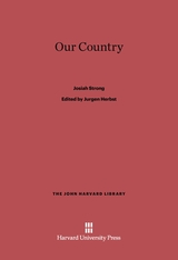 Cover: Our Country