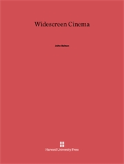 Cover: Widescreen Cinema