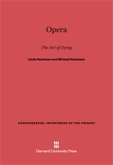 Cover: Opera: The Art of Dying