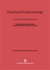 Cover: Functional Endocrinology from Birth through Adolescence in E-DITION
