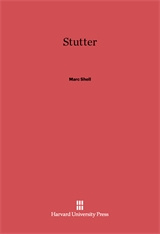 Cover: Stutter in E-DITION