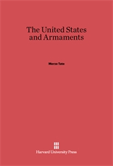 Cover: The United States and Armaments