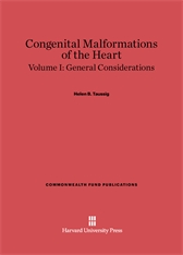 Cover: Congenital Malformations of the Heart, Volume I: General Considerations: Second Edition
