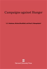 Cover: Campaigns against Hunger