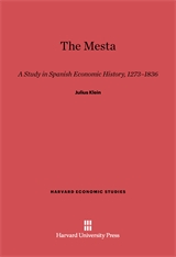 Cover: The Mesta in E-DITION