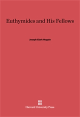 Cover: Euthymides and His Fellows in E-DITION