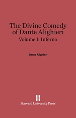 Cover: The Divine Comedy of Dante Alighieri, Volume I: Inferno