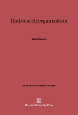 Cover: Railroad Reorganization