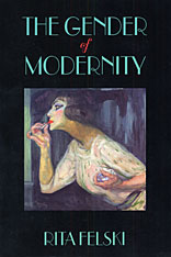 Cover: The Gender of Modernity in PAPERBACK