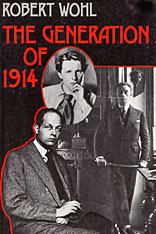 Cover: The Generation of 1914 in PAPERBACK