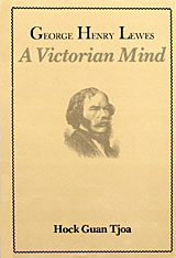 Cover: George Henry Lewes: A Victorian Mind