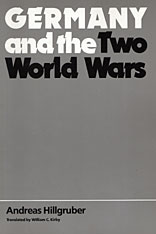 Cover: Germany and the Two World Wars