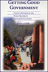 Cover: Getting Good Government: Capacity Building in the Public Sectors of Developing Countries