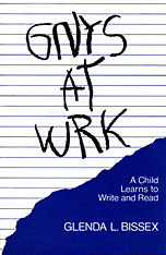 Cover: Gnys at Wrk: A Child Learns to Write and Read