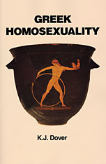 Cover: Greek Homosexuality in PAPERBACK