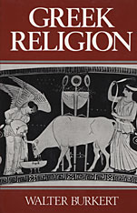 Cover: Greek Religion in PAPERBACK