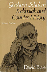 Cover: Gershom Scholem: Kabbalah and Counter-History, Second Edition