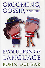 Cover: Grooming, Gossip, and the Evolution of Language in PAPERBACK