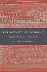 Cover: The Byzantine Republic in HARDCOVER