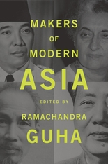 Cover: Makers of Modern Asia in HARDCOVER
