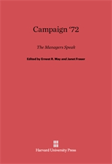 Cover: Campaign '72 in E-DITION
