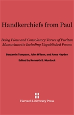 Cover: Handkerchiefs from Paul