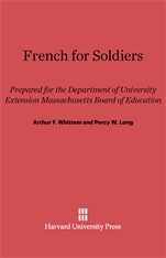 Cover: French for Soldiers in E-DITION