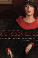 Cover: A Chosen Exile in HARDCOVER