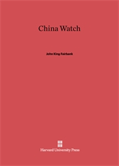 Cover: China Watch