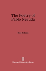 Cover: The Poetry of Pablo Neruda