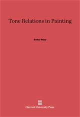 Cover: Tone Relations in Painting