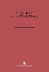 Cover: Public Health in the World Today in E-DITION