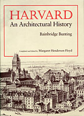 Cover: Harvard: An Architectural History
