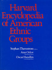 Cover: Harvard Encyclopedia of American Ethnic Groups in HARDCOVER