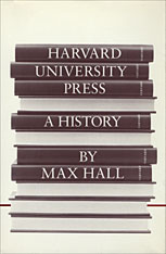 Cover: Harvard University Press: A History