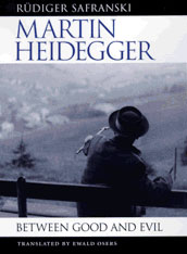 Cover: Martin Heidegger: Between Good and Evil