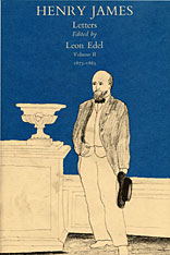 Cover: The Letters of Henry James, Volume II: 1875–1883