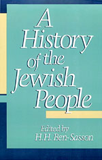 Cover: A History of the Jewish People in PAPERBACK