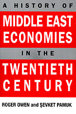 Cover: A History of Middle East Economies in the Twentieth Century